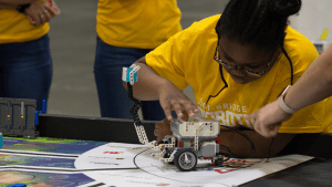 #STEAMSearch: Robotics