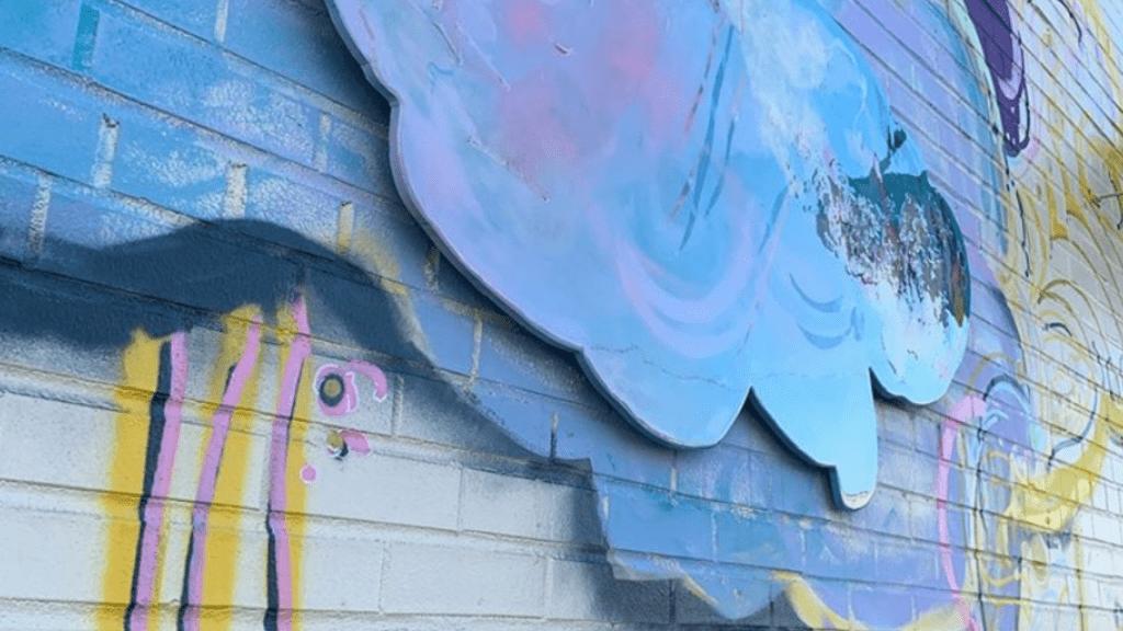 Innovation Alley Mural